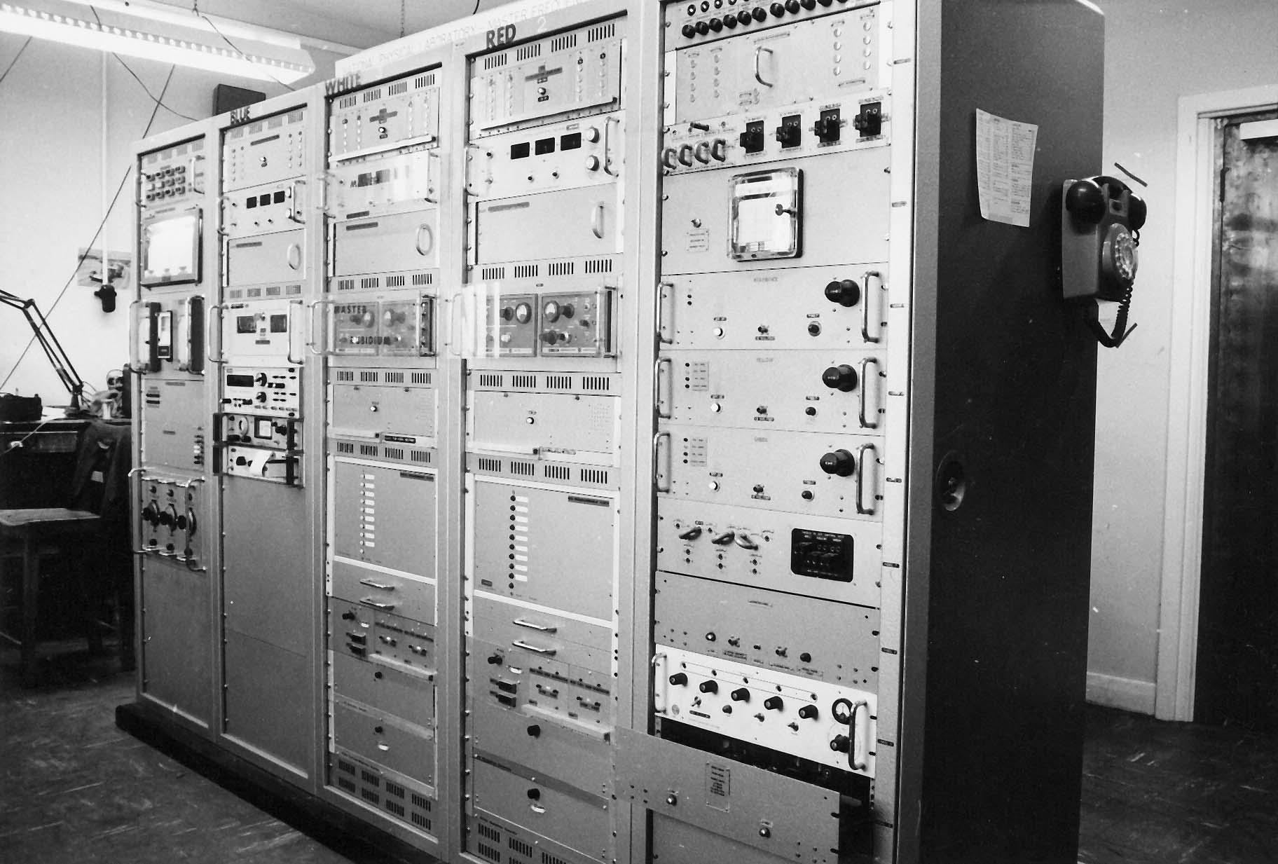 304 MSF Drive Equipment Early 1970s